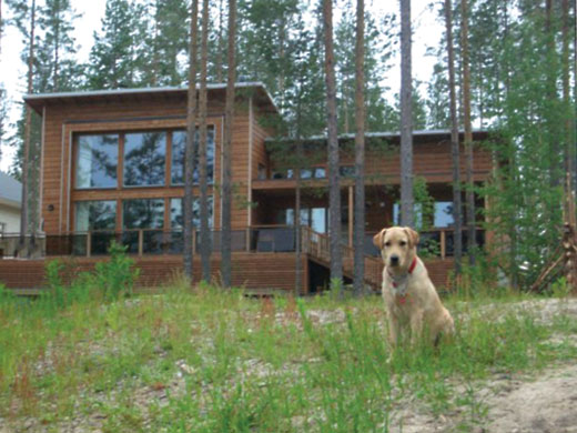 Summer cottage finland rent